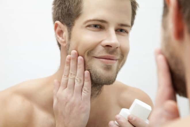 Masculine And Maintained A Male Approach To Skin Care