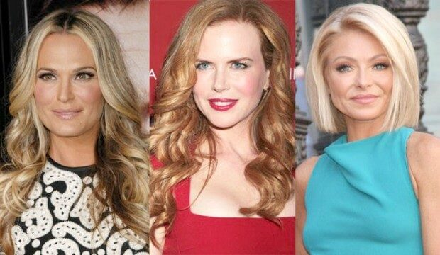 Ageing Gracefully In Hollywood