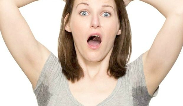 Underarm Injectables There is no need to struggle with sweaty pits