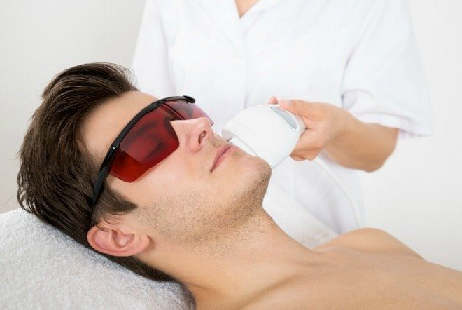 Laser Treatments How Men Can Use It For Face And Body