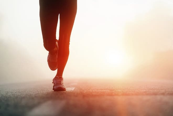 Supplements Get up and go essential for runners health