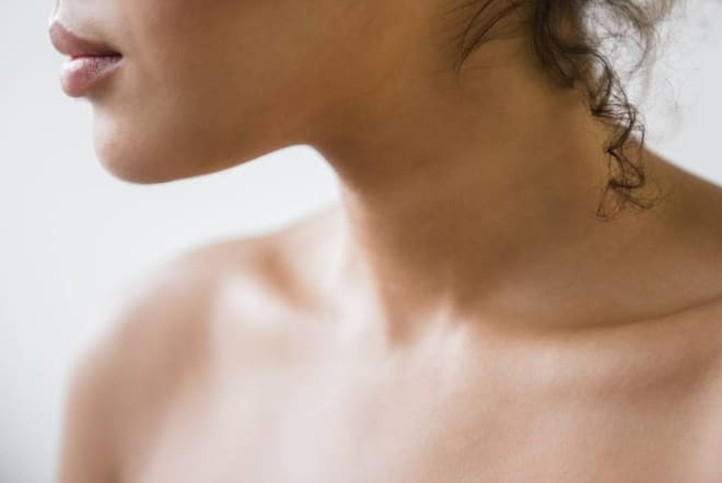 Your décolletage: Don't let it be what gives away your age